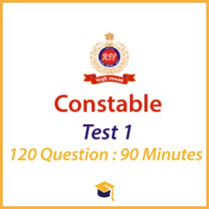 RPF Constable Test-1