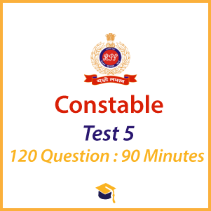 RPF CONSTABLE TEST- 5