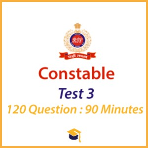 RPF Constable Test-3