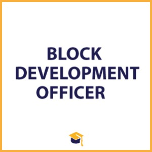 Block Development Officer